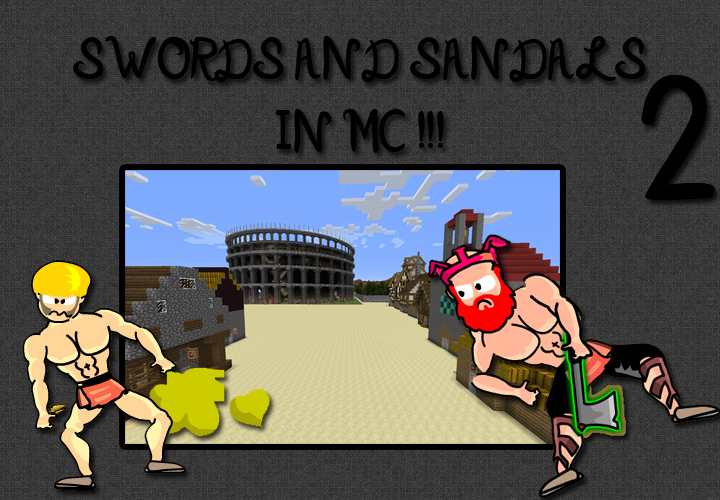 sword and sandal hacked