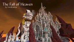 The Fall of Heaven       [Nether Contest 2nd Place] Minecraft Map & Project