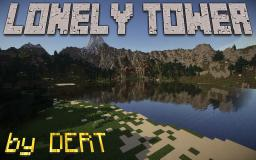 Lonely Tower Minecraft Map & Project