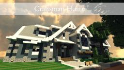 Craftsman Mansion Ft. ThyJoimees and Getmoreland Minecraft Map & Project