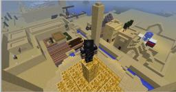 Desert City [Creation] 1.6.2 WIP 40% Minecraft Map & Project