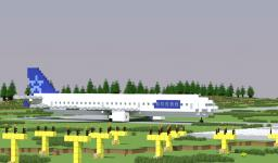 1:1 Airbus A330(6 liveries) Minecraft