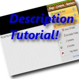 Description Tutorial Minecraft Blog