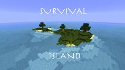 When The Water Rises [Survival Island] Minecraft Map & Project