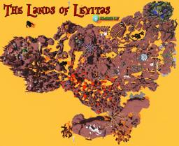 Nether Contest - The Lands of Levitas Minecraft Project