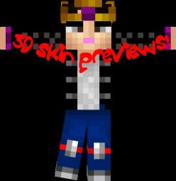 How To Get 3D Previews of Your Skins! [Home-Page]{Pop-Reel} Minecraft Blog