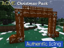 ACME Gingerbread Kit 256x Minecraft Texture Pack