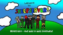 SheepServer Minecraft Server
