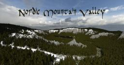 Nordic Mountain Valley Minecraft