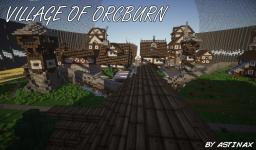 Village of Orcburn - Medieval Village [Infected Map] Minecraft Map & Project