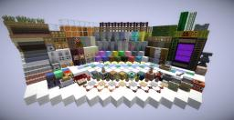 Texture pack / Resource pack test map ➜ block and all item in frame  and Mobs Statues / new video this is Now update to 1.7.2