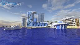 Marina Wave Resort Minecraft Project