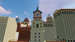 Oakwood City September 5th, 2020 Update Minecraft Map & Project