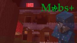 Mobs+ Minecraft Data Pack