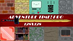 Adventure Time Pro! 128x128 Minecraft Texture Pack