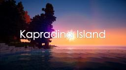 Kapradina Island Minecraft Map & Project