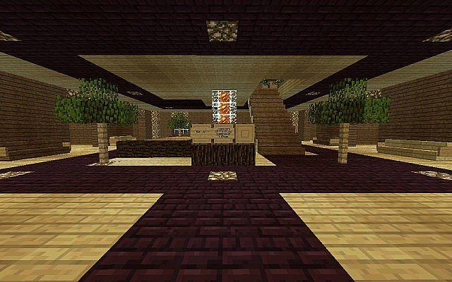 Shop Haus Minecraft Project - Minecraft hauser innen