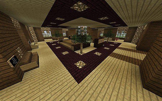 Shop Haus Minecraft Project - Minecraft hauser von innen