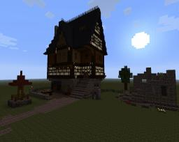 Eckland House Minecraft Map & Project