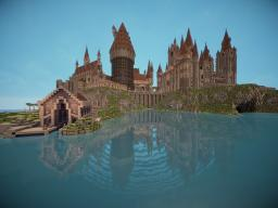Hogwarts - Perfect Recreation, best ever made! Minecraft