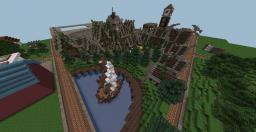 Eridia Medieval village Minecraft Map & Project