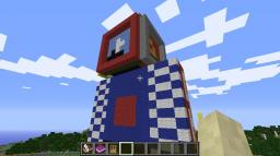 WorldEdit Statue CraftScript (Version 1.0) Minecraft