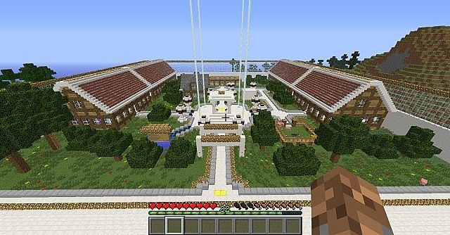 how to make a server banner minecraft with active players