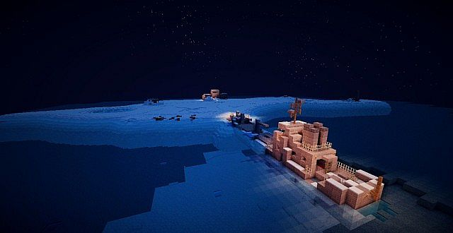 ARCTIC by ICrafting 16 Minecraft Project
