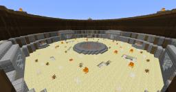 Minecraft - Gladiator PvP Arena Download Minecraft Map & Project