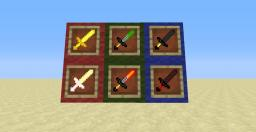 [1.6.2, SSP, SMP, FORGE] REGAL BLADES MINECRAFT MOD - CRAFT NEW AND POWERFUL SWORDS! Minecraft