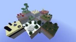 Triangle Islands - Minecraft Survival/Adventure Sky Map v.1 Minecraft Map & Project