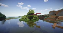 International Frog Olympics Minecraft Project