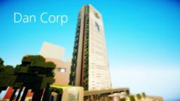 Dan Corp.|wok| a modern skyscraper ||50 subs thankyou! Minecraft Map & Project