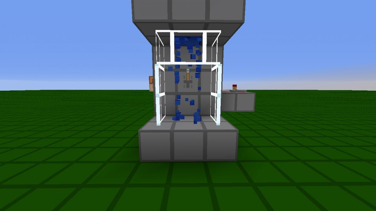 Working Minecraft Shower No Water Included 1 6