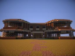 The Mansion + Download Minecraft Map & Project