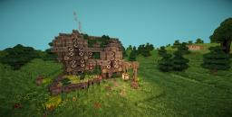 [Prymount Place]~A Magical House. Minecraft