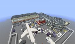 Terminal MW3 [Working Team-Deathmatch] Minecraft Map & Project