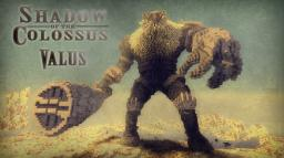 Shadow Of The Colossus - Valus Minecraft