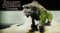 Shadow Of The Colossus - Quadratus Minecraft Map & Project