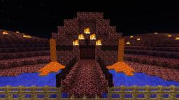 Zombie doomsday survival map Minecraft Project