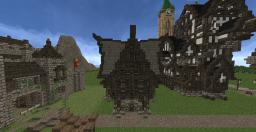 A little Medieval house Minecraft Map & Project