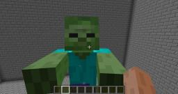 Zombie Fight Minecraft Map & Project