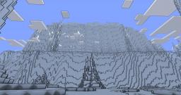 -Custom Ice Terrain- [750x750] [Ice and snow under layer 15-30] Minecraft Map & Project