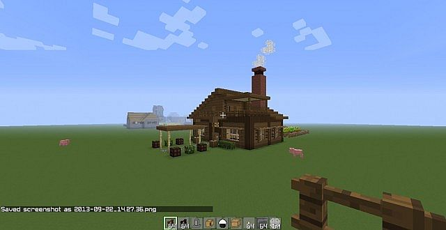Modern Home Better Wood and Mr Crayfishs Furniture Mod Required