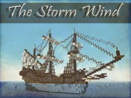 The Storm Wind + island Minecraft