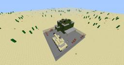 Invasion Mod Military Survival Minecraft Map & Project