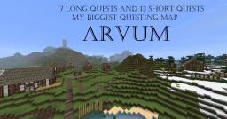 Arvum (a Open world questing map!) Minecraft Map & Project
