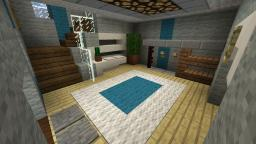 Eingangsbereich - Entrance Hall Minecraft Map & Project