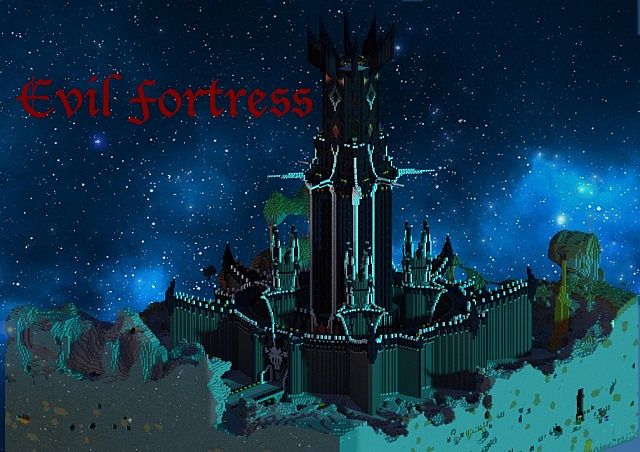 Evil Fortress Minecraft Project