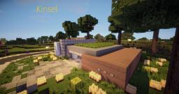 Kinsel   Minimalistic Home Minecraft Map & Project